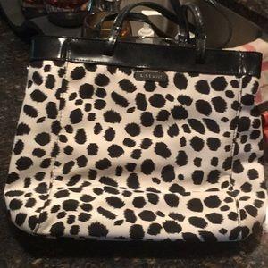 Nine West animal print purse.  Never used.